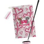 Valentine's Day Golf Towel Gift Set (Personalized)