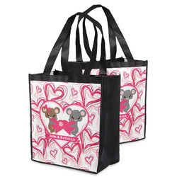 Valentine's Day Grocery Bag (Personalized)