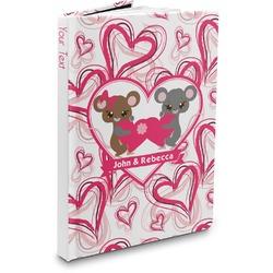 Valentine's Day Hardbound Journal (Personalized)
