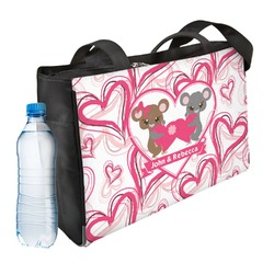 Valentine's Day Ladies Workout Bag (Personalized)