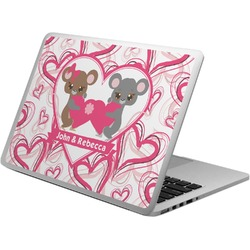 Valentine's Day Laptop Skin - Custom Sized (Personalized)