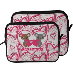 Valentine's Day Laptop Sleeve / Case (Personalized)