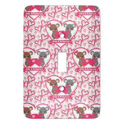 Valentine's Day Light Switch Covers (Personalized)