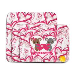 Valentine's Day Memory Foam Bath Mat (Personalized)