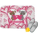 Valentine's Day Memory Foam Bath Mat (Personalized)