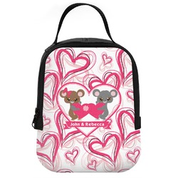 Valentine's Day Neoprene Lunch Tote (Personalized)