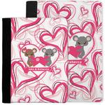 Valentine's Day Notebook Padfolio w/ Couple's Names