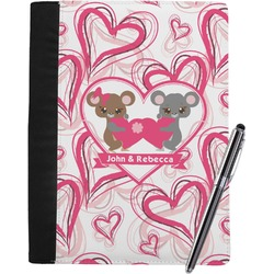 Valentine's Day Notebook Padfolio (Personalized)