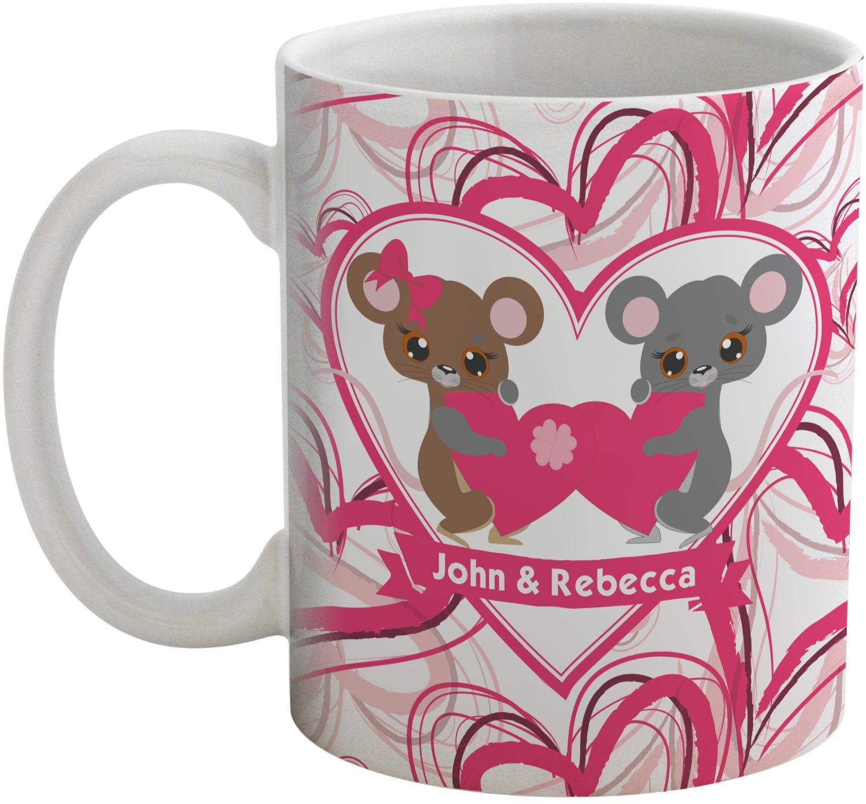 Valentine S Day Coffee Mug Personalized Youcustomizeit