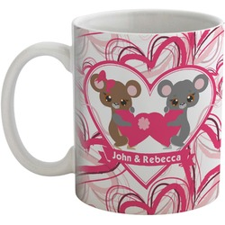 Valentine's Day Coffee Mug (Personalized)