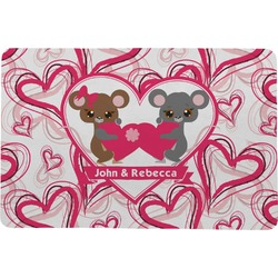 Valentine's Day Comfort Mat (Personalized)
