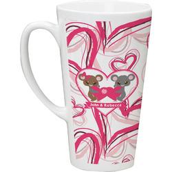 Valentine's Day Latte Mug (Personalized)