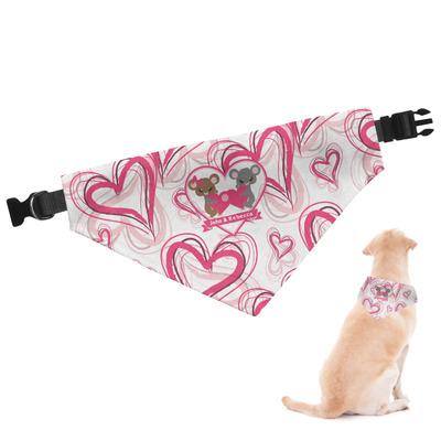 Valentine's Day Dog Bandana (Personalized)