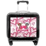 Valentine's Day Pilot / Flight Suitcase (Personalized)