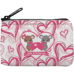 Valentine's Day Rectangular Coin Purse (Personalized)