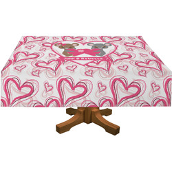 Valentine's Day Tablecloth (Personalized)