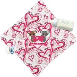 Valentine's Day Security Blanket (Personalized)