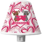Valentine's Day Shade Night Light (Personalized)