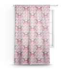 Valentine's Day Sheer Curtains (Personalized)
