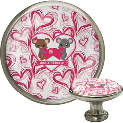 Valentine's Day Cabinet Knobs (Personalized)