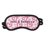 Valentine's Day Sleeping Eye Mask (Personalized)