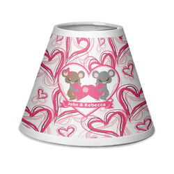 Valentine's Day Chandelier Lamp Shade (Personalized)