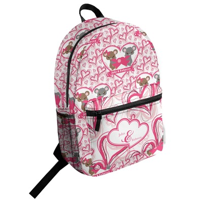 Valentine's Day Student Backpack (Personalized)