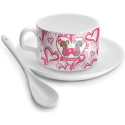 Valentine's Day Tea Cups (Personalized)
