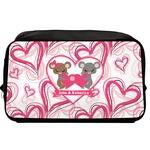 Valentine's Day Toiletry Bag / Dopp Kit (Personalized)