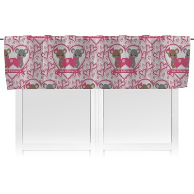 Valentine's Day Valance (Personalized)