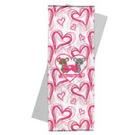 Valentine's Day Yoga Mat Towel (Personalized)