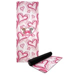 Valentine's Day Yoga Mat (Personalized)