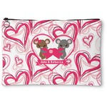 Valentine's Day Zipper Pouch (Personalized)