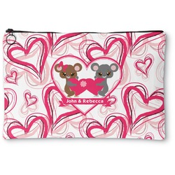 Valentine's Day Zipper Pouch (Personalized)