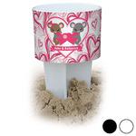 Valentine's Day Beach Spiker Drink Holder (Personalized)