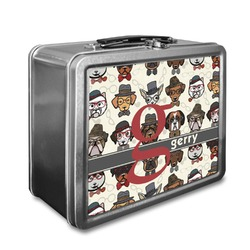 Hipster Dogs Lunch Box (Personalized)