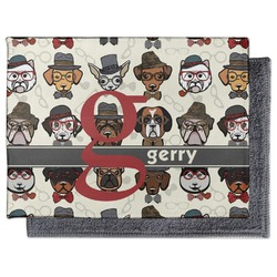 Hipster Dogs Microfiber Screen Cleaner (Personalized)