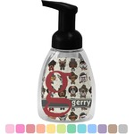 Hipster Dogs Foam Soap Dispenser (Personalized)