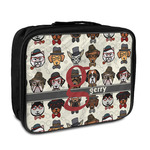 Hipster Dogs Insulated Lunch Bag (Personalized)