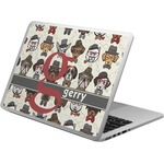 Hipster Dogs Laptop Skin - Custom Sized (Personalized)