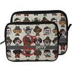 Hipster Dogs Laptop Sleeve / Case (Personalized)