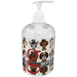 Hipster Dogs Soap / Lotion Dispenser (Personalized)