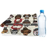 Hipster Dogs Sports & Fitness Towel (Personalized)