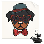 Hipster Dogs Sublimation Transfer (Personalized)