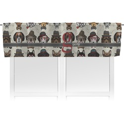 Hipster Dogs Valance (Personalized)