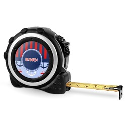Classic Anchor & Stripes Tape Measure - 16 Ft (Personalized)