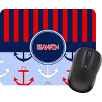 Classic Anchor & Stripes Mouse Pads (Personalized)