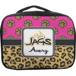 Jags w/Pink Insulated Lunch Bag (Personalized)