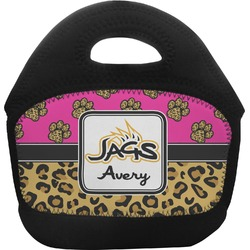 Jags w/Pink Toddler Lunch Tote (Personalized)