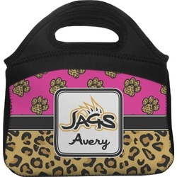 Jags w/Pink Lunch Tote (Personalized)